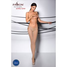 COLLANT OUVERT BEIGE TI005 - PASSION