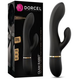 RABBIT  GLAM RECHARGEABLE - DORCEL