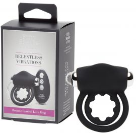 ANNEAU RECHARGEABLE TÉLÉCOMMANDÉ LOVE RING - FIFTY SHADES OF GREY
