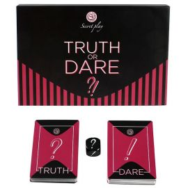 JEU POUR COUPLE ACTION OU VÉRITÉ TRUTH OR DARE - SECRET PLAY