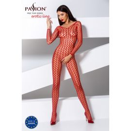 BODYSTOCKING ROUGE BS068R - PASSION