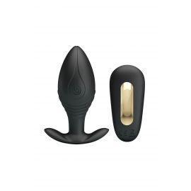 PLUG ANAL VIBRANT USB ROYAL - PRETTY LOVE