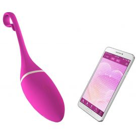 OEUF RECHARGEABLE CONNECTÉ IRENA I VIOLET - REALOV