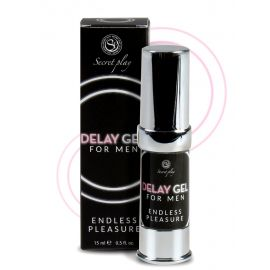 GEL RETARDANT (DELAY) POUR HOMME - SECRET PLAY
