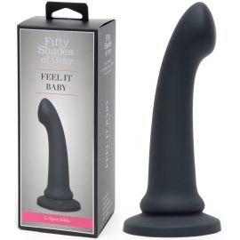 GODE POINT G FEEL IT BABY NOIR - FIFTY SHADES OF GREY