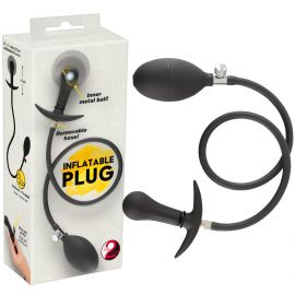 PLUG ANAL GONFLABLE AVEC BILLE - YOU 2 TOYS