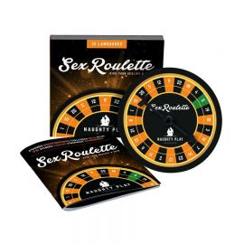 JEU SEX ROULETTE NAUGHTY PLAY - TEASE AND PLAY