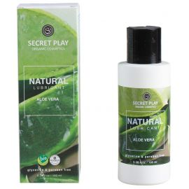 LUBRIFIANT BIO A L'ALOE VERA - SECRET PLAY