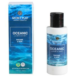 LUBRIFIANT BIO OCEANIC - SECRET PLAY