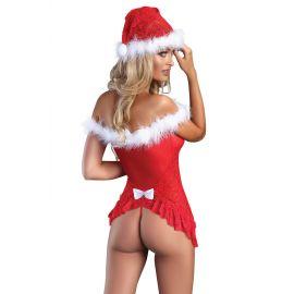 NUISETTE CHRISTMAS BELL