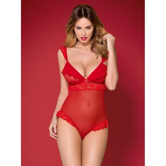 BODY ROUGE 863-TED-3 - OBSESSIVE