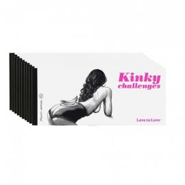 CHEQUIERS CHALLENGES COQUINS KINKY - LOVE TO LOVE