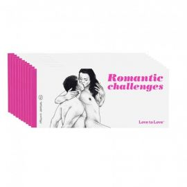 CHEQUIERS CHALLENGES COQUINS ROMANTIC - LOVE TO LOVE