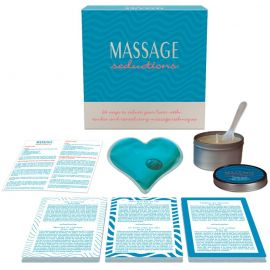 JEU COFFRET MASSAGE SEDUCTIONS