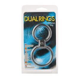 ANNEAU DOUBLE DUAL RINGS
