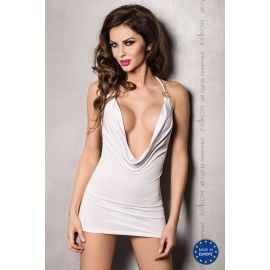 ROBE ET STRING MIRACLE BLANC - PASSION