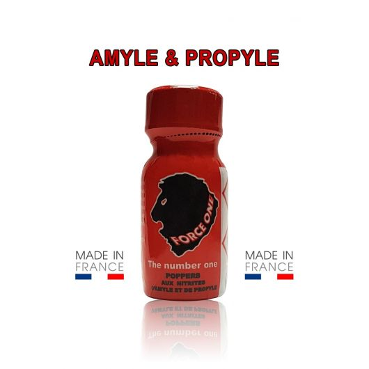 POPPERS FORCE ONE EXTRA FORT 13 ML