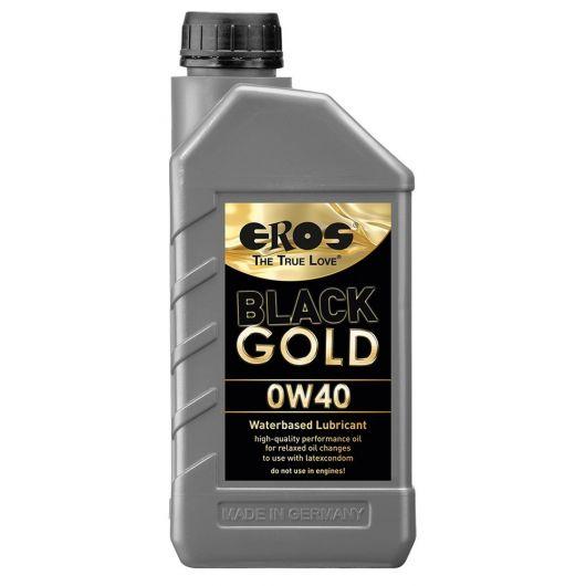 LUBRIFIANT EROS BLACK GOLD 1 LITRE