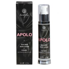 LOTION CORPORELLE APOLO HOMME - SECRET PLAY